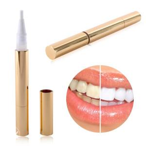 Hello Smile olovka za izbjeljivanje zuba zlatna