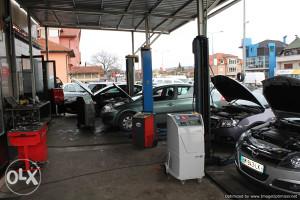 Punjenje i servis auto klima