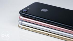 Apple iphone 7 32 gb silver rose black  koristen AKCIJA