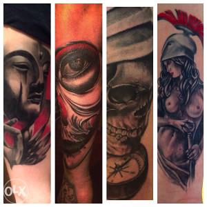 Tetovaze Bijeljina Wolf Tattoo
