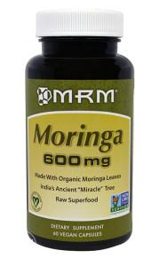 Moringa / Organic / 60 kapsula