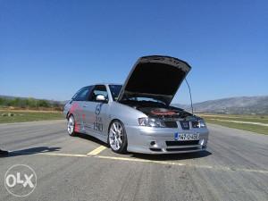 Seat Ibiza Cupra 20vT