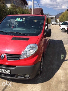 Renault trafic 2.0dCi 2010.g