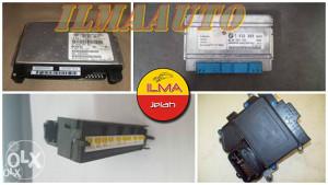 ELEKTRONIKA MOTORA GOLF V 2007 03G906016CB  124461 ILMA