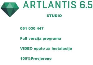 Artlantis studio 6.5 Full