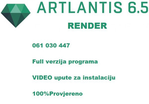 Artlantis RENDER 6.5