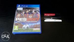 PES 2017 (PS4 - Playstation 4)