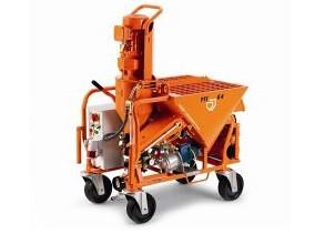 Iznajmljujem mašinu za mašinsko malterisanje PFT G4