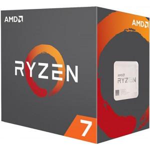 CPU AM4 AMD Ryzen 7 1800X, 4.0GHz BOX