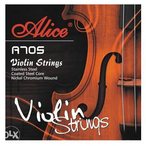 ALICE A705 zica za violinu na komad