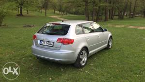 Audi A3 Sportback 1.9 TDI model 2009