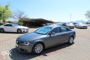 Audi A4 2.0 TDI Sportpaket -FACELIFT-