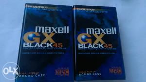 MAXELL BLACK45 EC-45 GX (komad)