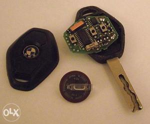 Zamjena baterije u ključu BMW