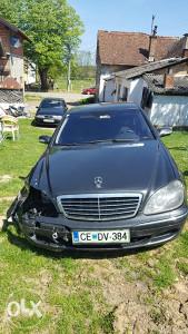 Mercedes s 350 dijelovi