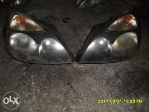 Renault Clio II farovi
