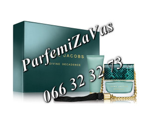 Marc Jacobs Divine Decadence 50ml EDP + 75ml BL Ž 50 ml