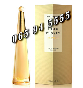 ISSEY MIYAKE L Eau D Issey Absolue EDP 50ml 50 ml