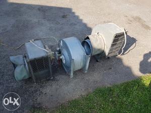 Ventilacija turbina ciklon Monofazni