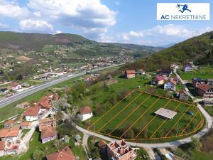 Prodaje se zemljište u Ilijašu (Malešići)