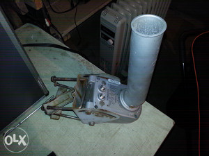 motor za satelitsku antenu