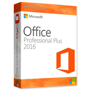 Microsoft Office Plus Pro 2016 Windows 10 Licenca