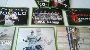 Trading cards REAL MADRID 20 komada