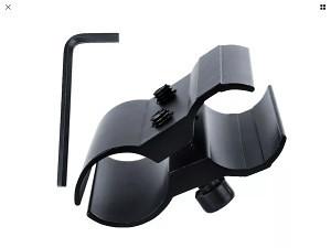 Nosač za laser, lampu, optiku