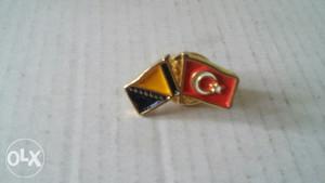 Značka na iglu-pucu nova BIH-TURSKA