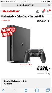 Sony Playstation 4 1000gb nov + Pes2017
