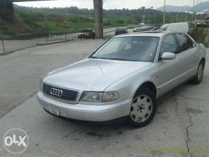 Audi A8 4.2 reg 12 03 2018
