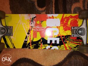 Skateboard ROCES, malo koristen