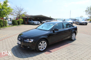 Audi A4 2.0 TDI Sportpaket EXCLUSIVE -FACELIFT-