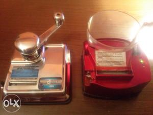 Masinica za motanje cigarete duhan OCB & elektricna