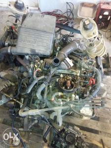 Fijat punto karburator