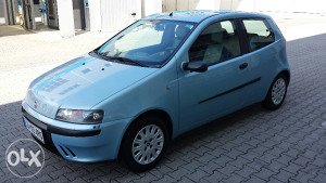Fiat punto--nije carinit