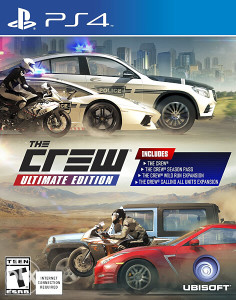 The Crew Ultimate Edition (PlayStation 4 - PS4)