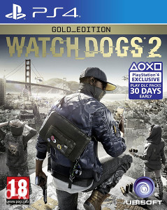 Watch Dogs 2 Gold Edition (PlayStation 4 - PS4)