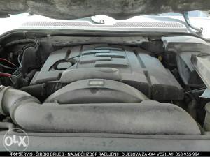 Motor Land Rover Discovery 2.7 TDV6 Dijelovi