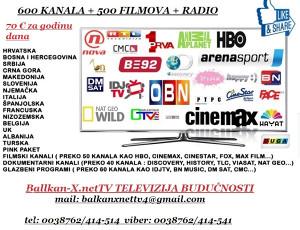 iptv Ballkan-x.netTV