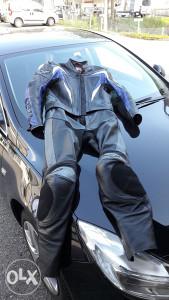 Moto odijelo BÜSE kozno