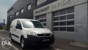 Peugeot PARTNER FG Confort L1 1,6 BlueHDI 75 KS