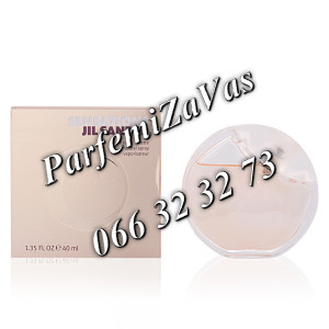 Jil Sander Sensations 40ml ... Ž 40 ml