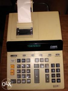 Kalkulator Canon