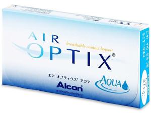 Mjesečne lećeAlcon (Ciba Vision)Air Optix Aqua (6 kom leća)