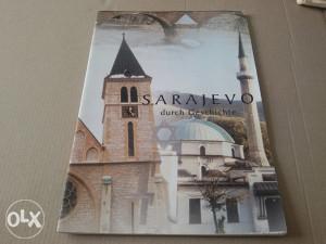 Turistička knjižica Sarajeva na Njemačkom jeziku