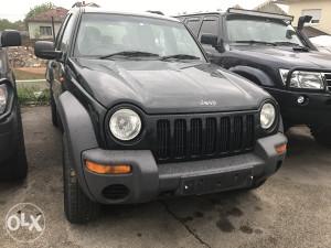 Jeep Cherokee Liberty 2.5 CRD dijelovi