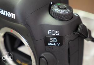 CANON EOS 5D body MARK IV