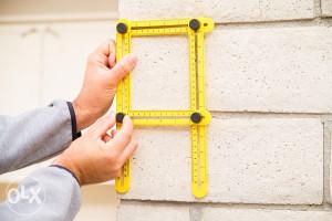 Šablon za pločice ivericu betonske kocke