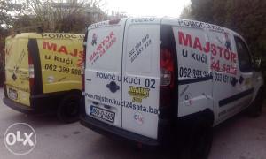 MAJSTOR u KUCI 24 sata-elektricar,vodoinstalater,monter